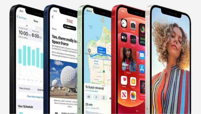 Apple iPhone 12 kutusunu Fransa'da boşaltamadı sebebi bakın ne