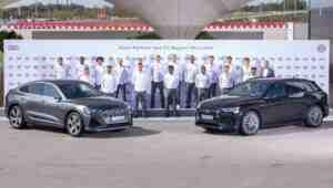 Bayern Münih Audi ile elektriklendi!