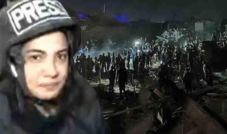 CNN Türk muhabirinden kan donduran sözler