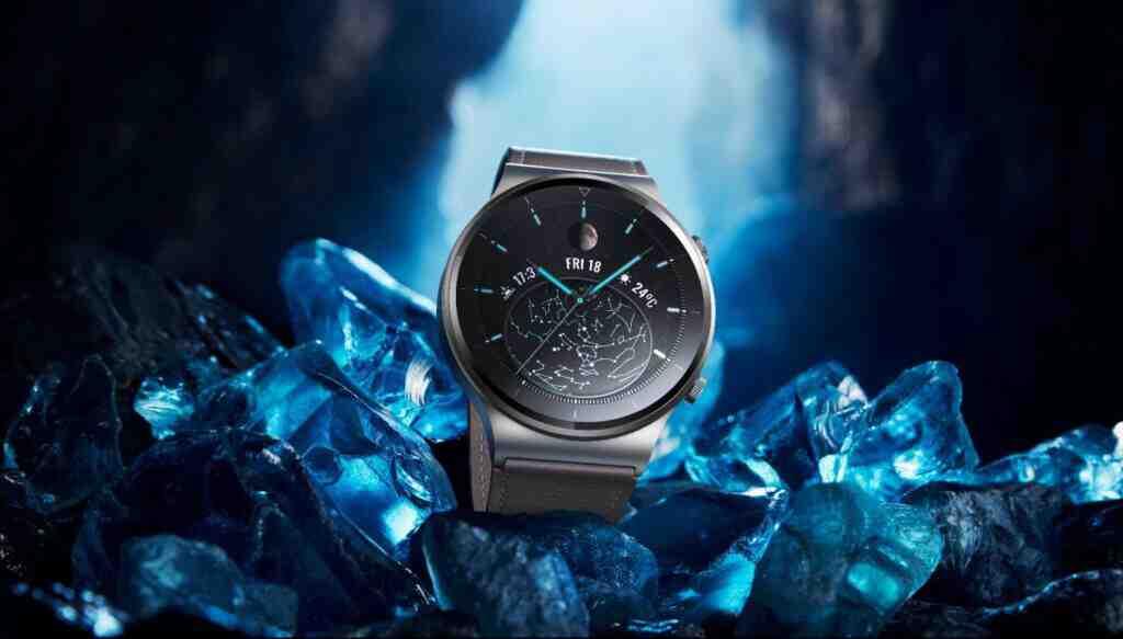 Huawei Watch GT 2 Pro satışta (İşte fiyatı ve özellikleri)