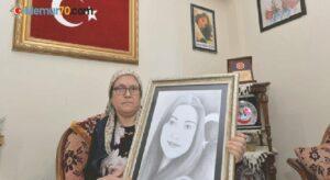 Aybüke öğretmenin annesi bir 24 Kasım'ı daha buruk geçiriyor