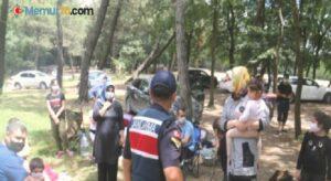 İzmir'de Kovid-19 tedbirleri kapsamında 'piknik' düzenlemesi