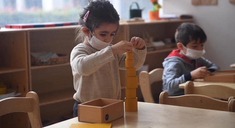 Okul Öncesi uzaktan eğitim olabilecek