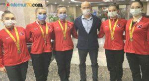 (Özel Haber) Türkiye, Kadın Ritmik Cimnastik dalında Avrupa şampiyonu oldu