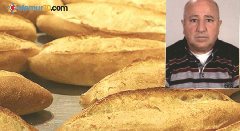 Yediği ekmek yüzünden yaşamını yitirdi