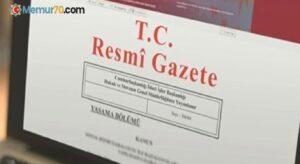 12 bin sağlık personeli alımı Resmi Gazete'de yayınlandı