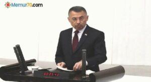 """Cumhurbaşkanı Yardımcısı Oktay: """"Ekim ayında ihracatımız Cumhuriyet tarihimizin en yüksek rakamına ulaştı"""""""