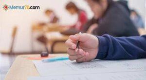 SON DAKİA Sınavlar ertelendi