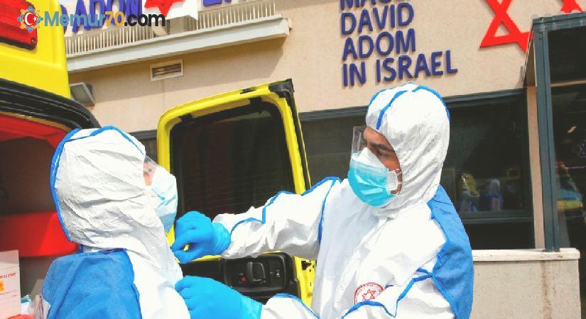 İsrail kendi vatandaşını aşıladı! Filistinliler faydalanamıyor!