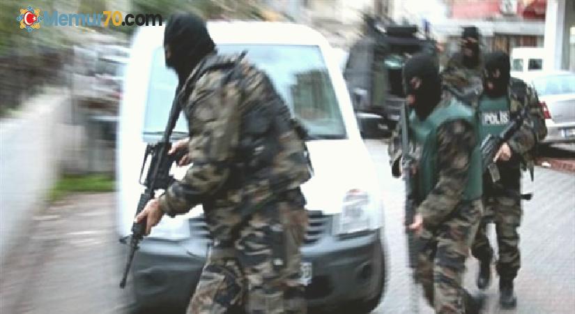 İstanbul'da terör örgütü DEAŞ'a yönelik eş zamanlı operasyon