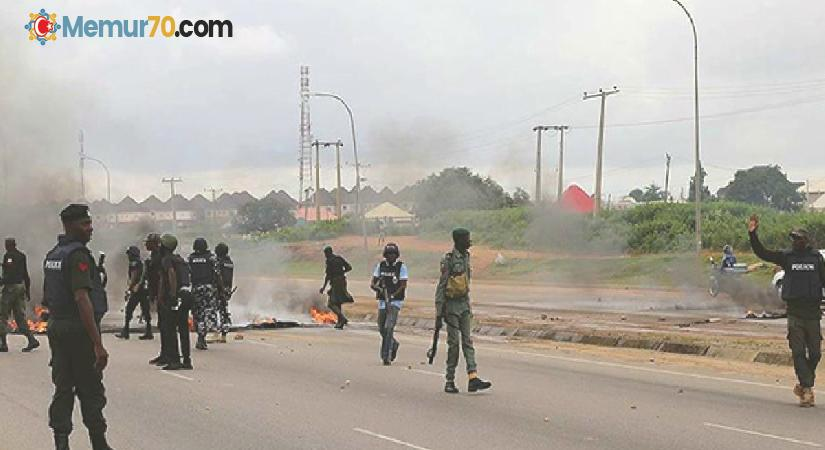 Nijer'de kanlı saldırı: Çok sayıda ölü var