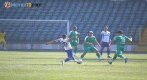 2. Lig: Kardemir Karabükspor: 1 – Sivas Belediyespor: 2