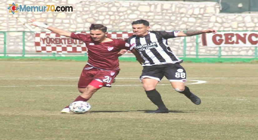 2. Lig Kırmızı Grup: Elazığspor: 1 – Etimesgut Belediyespor: 4