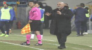 """Hikmet Karaman: """"Önümüzdeki Hatayspor maçından 3 puan almak istiyoruz"""""""