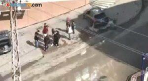 Kanepede zıplarken 4'üncü kattan düşen Beyza, ağır yaralandı