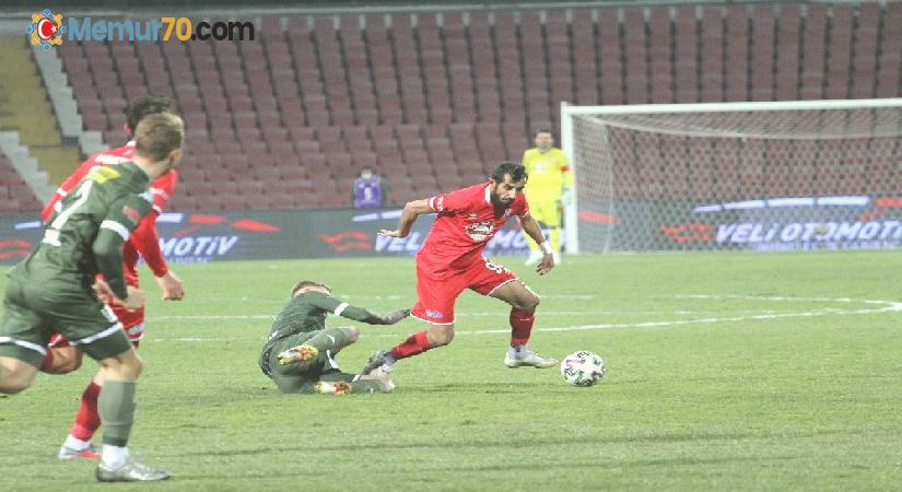 TFF 1. Lig: Balıkesirspor: 3 – Bursaspor: 0