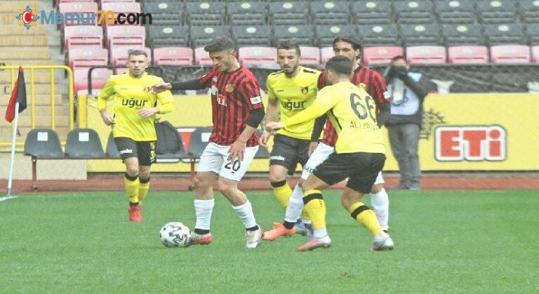 TFF 1. Lig: Eskişehirspor: 0 – İstanbulspor: 3