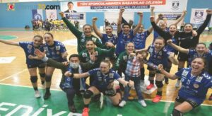 Yalıkavakspor, EHF Avrupa Kupası'nda yarı finale çıktı