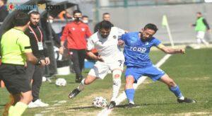 2. Lig: Manisa FK: 1 – Ankara Demirspor: 1