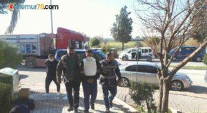 Adana'da bir eve silahlı saldırı düzenleyen şüpheli tutuklandı