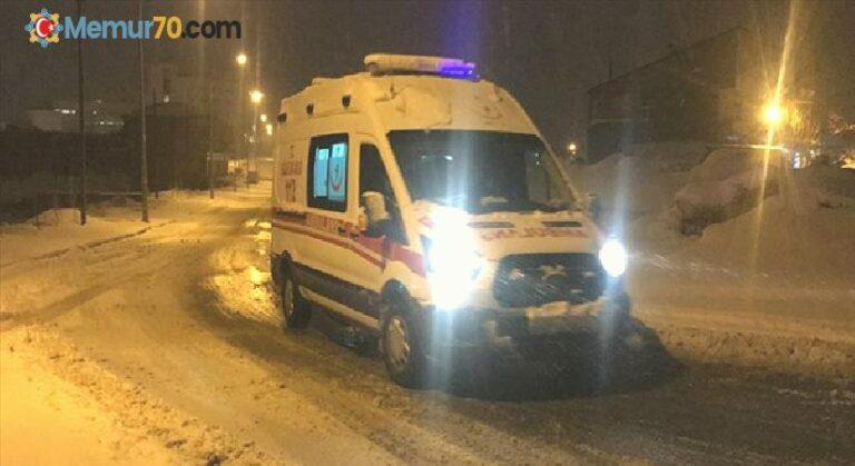 Bitlis'te helikopter kazasında şehit olan 11 askeri personelin naaşı Elazığ'a uğurlandı