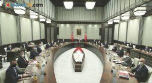 Kabine toplantısının saati belli oldu