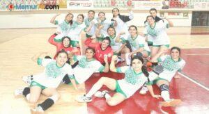 Kadınlar Hentbol Süper Ligi: Sivas Belediyespor: 35 – Aksaray Belediye Gençlikspor: 30