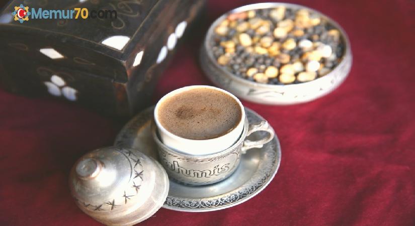 Menengiç kahvesi AB kapısında