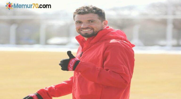 Sivasspor'da Claudemir şoku! 2 hafta yok