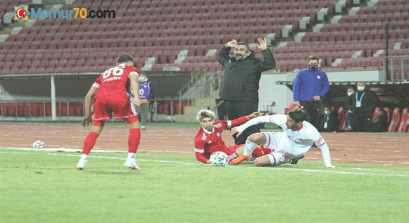 TFF 1. Lig: Balıkesirspor: 2 – Ankaraspor: 2