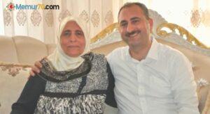 Bakan'ın  annesi koronadan vefat etti
