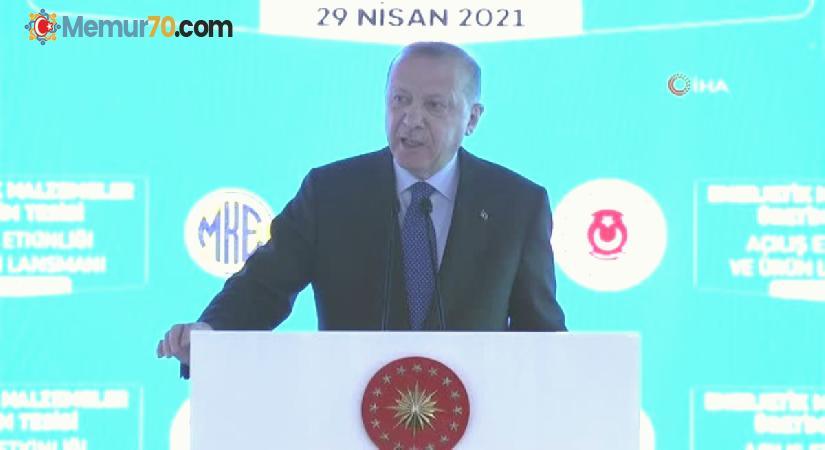 Cumhurbaşkanı Erdoğan'dan memur ve esnaflara müjde verdi