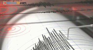 Muğla'nın Datça ilçesi açıklarında saat 4,2 büyüklüğünde bir deprem meydana geldi