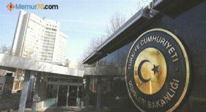 Dışişleri, Türkiye-Mısır istişarelerinin kapsamını açıkladı