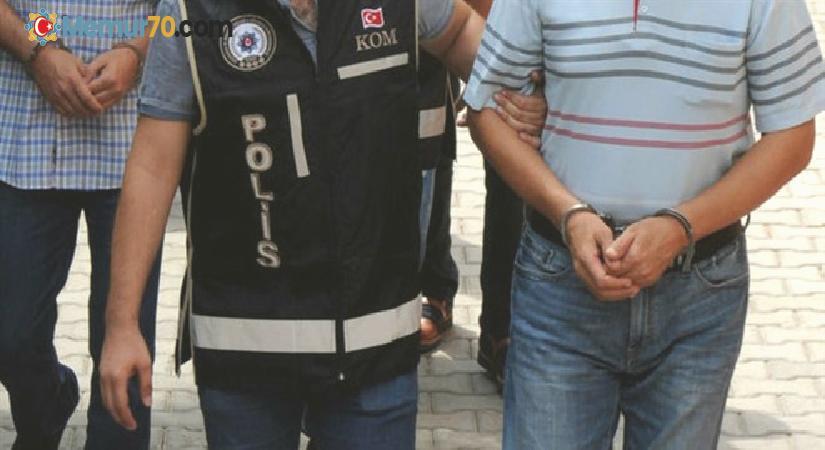 İnternet siparişlerini alıp, kargodan teslim alarak dolandıran 2 zanlı tutuklandı