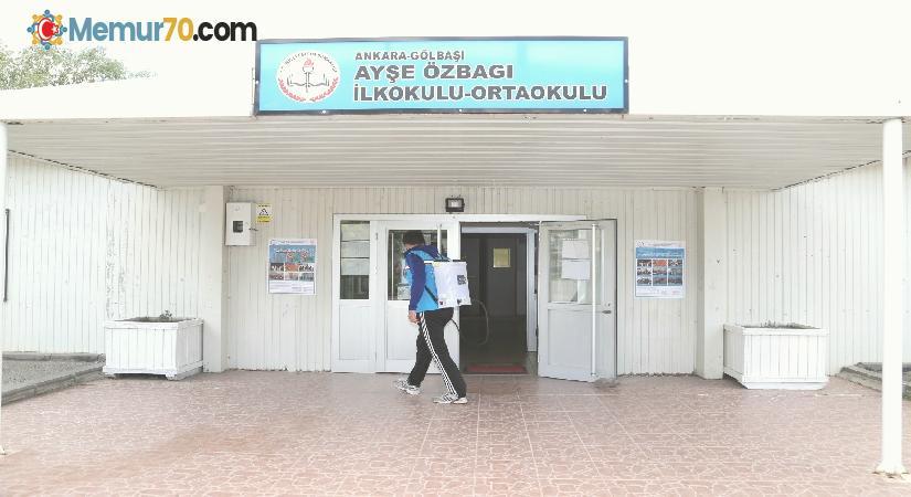 Gölbaşı'nda okullar LGS'ye hazır