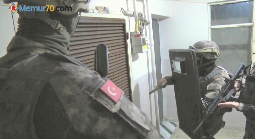 Kahramanmaraş'ta 'sarı maden' operasyonu