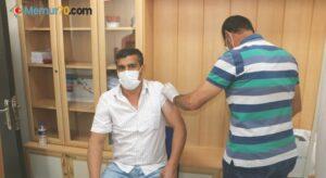 Niğde'de aşı seferberliği