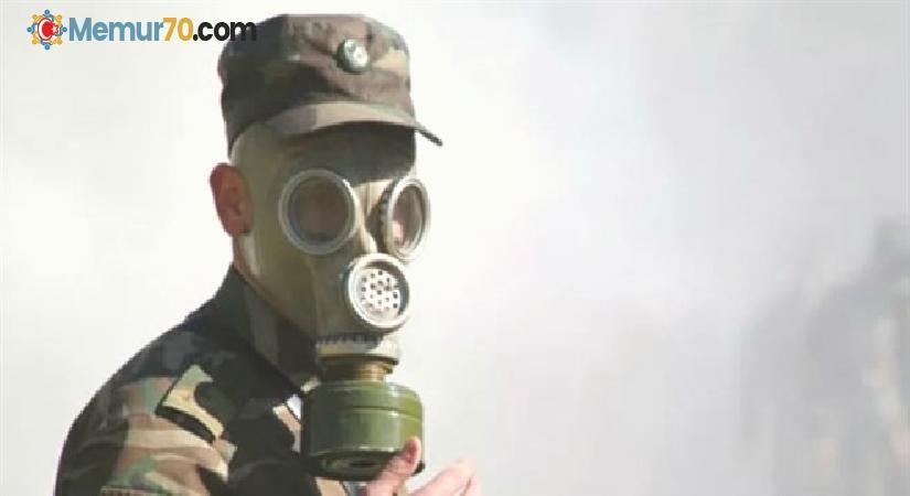 Şam rejiminin kimyasal oyunu