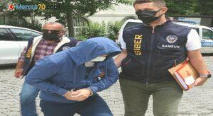 Samsun'da 37 bin yasak veriyi izinsiz indiren öğretmene adli kontrol