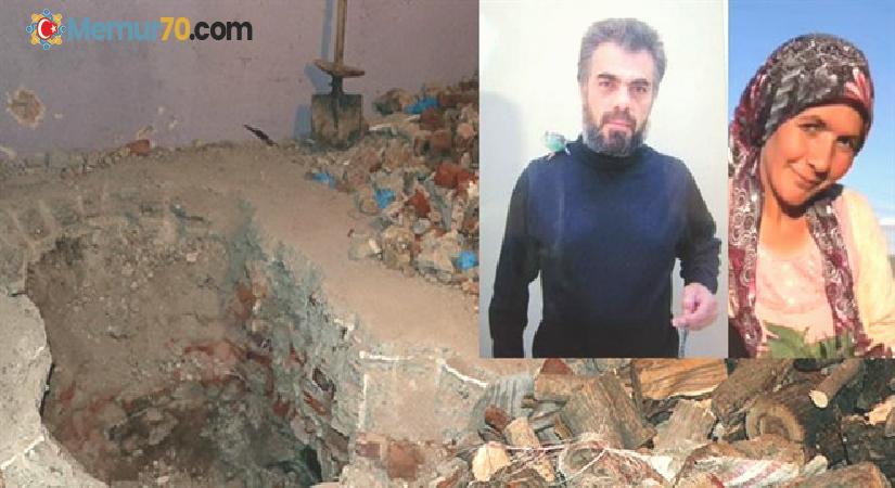 Tandırda gömülü bulunan çift cinayetinde 2 tutuklama