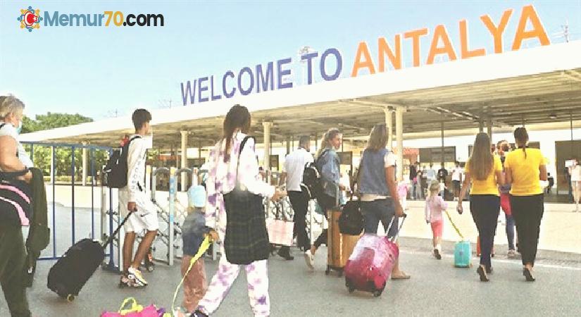 Vaka azalıyor turist artıyor