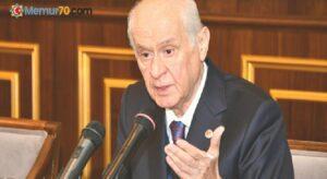 Bahçeli: Kıbrıs Türk'tür, Türk kalacaktır