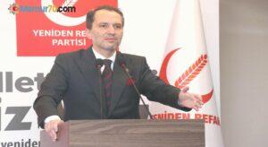 Fatih Erbakan'dan Tunus açıklaması: