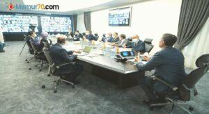 Milli Eğitim Bakanı Selçuk, 81 ilin milli eğitim müdürüyle toplantı yaptı