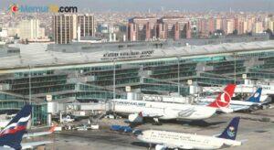 TAV yılın ilk yarısında 13,1 milyon yolcuya hizmet verdi