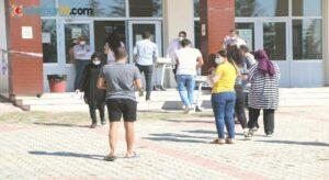 Elazığ'da KPSS heyecanı