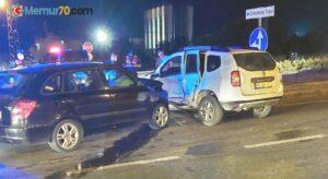 Tekirdağ'da feci kazada 8 kişi yaralandı: Kazada yaralananlar şehit yakınları çıktı
