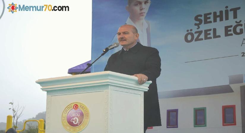 """Bakan Soylu: """"Uyuşturucu ile mücadelede yılbaşından itibaren 148 bin 585 operasyon yapıldı"""""""