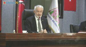 Covid-19'u yenen Belediye Başkanı Başdeğirmen'den aşı çağrısı